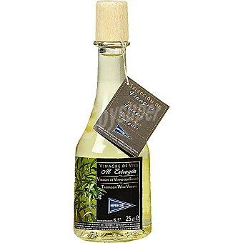 Hipercor Vinagre de vino al estragón Botella 25 cl