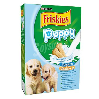 Friskies Purina Galleta para cachorro de leche Puppy Caja 350 g
