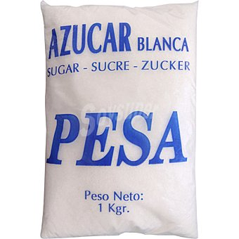 PESA Azúcar blanco Bolsa 1 kg