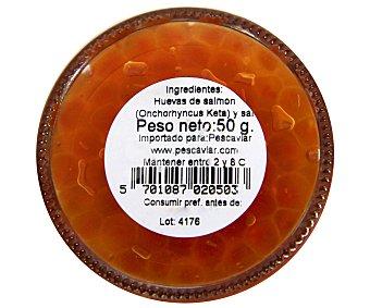 SOF Huevas de salmón 50 gramos