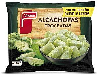 Findus Alcachofas troceadas Bolsa 400 g