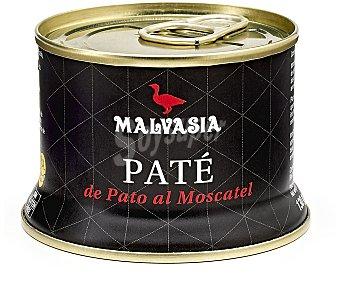 Malvasia Paté de pato al moscatel 130 g