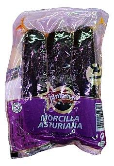 Juntamar Morcilla asturiana Paquete de 250 g