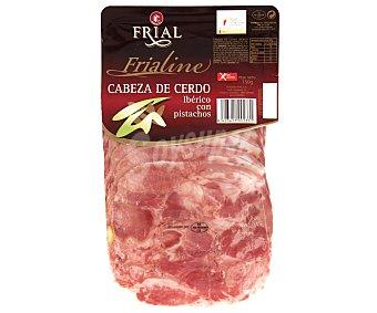 Frial Cabeza de Cerdo Ibérico FRIAL150 Gramos 150g