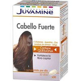 Juvamine Cabello fuerte en comprimidos Caja 30 unid