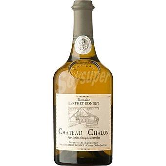 BERTHET BONDET Chateu Chalon vino blanco Jura Franci botella 62 cl botella 62 cl