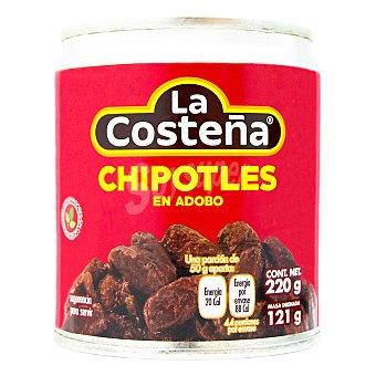 La Costeña Chiles Chipotles adobados 220 g