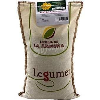 Legumer Lenteja D.O. La Armuña saco 1 kg