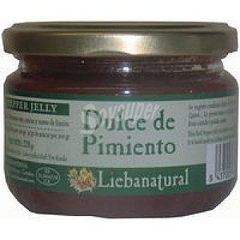 LIEBANATURAL Dulce de pimiento Tarrina 270 g