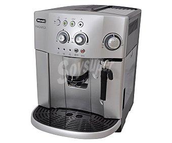Delonghi Cafetera espresso superautomática presión 15bar, molinillo, café en grano o molido, sistema Cappuccino, 1450W esam 4200 S Magnifica
