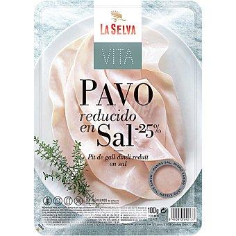 La Selva La Vita pavo en lonchas reducido en sal envase 100 g