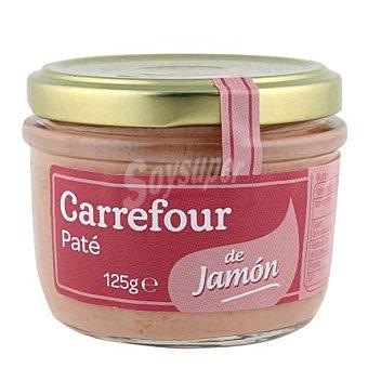 Carrefour Paté de jamón 125 g