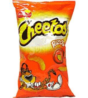 Matutano Cheetos Aperitivo horneado sabor a queso Rizos Bolsa de 96 g