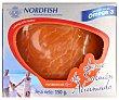 Lomo de salmón ahumado noruego 150 g Nordfish