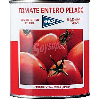 Hipercor Tomate entero pelado Lata 480 g neto escurrido