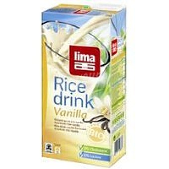 Lima Bebida de Arroz con vainilla Brik 1 litro