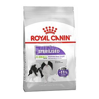 Royal Canin Pienso para perros adultos Royal Canin x-small sterilised 1,5 kg