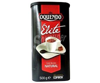 OQUENDO Élite Café molido natural 500 Gramos