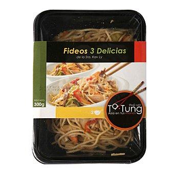 Ta Tung Fideos tres delicias 300 g
