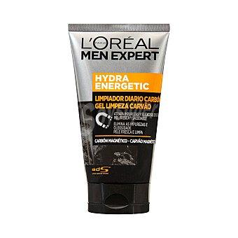 L'Oréal Men expert hydra limpiador diario carbón mágnetico Tubo 150 ml