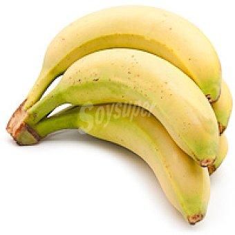 Banana al peso, compra mínima