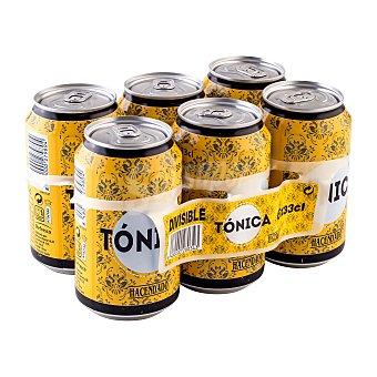 Hacendado Tonica Lata pack 6 x 330 ml - 1980 ml