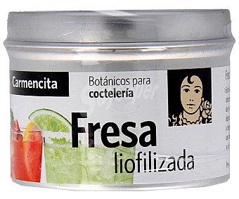 Carmencita Fresa liofilizada especial para combinados 8 gramos