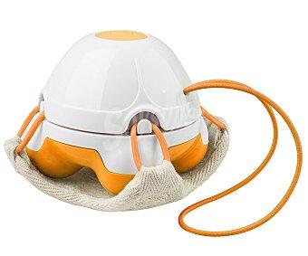 Medisana HM840 Masajeador manual HM-840 a prueba de agua apto para el baño, con almohadilla loofah efecto peeling
