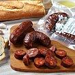 Chorizo extra picante casero de El Bierzo pack 4 ud Envase de 230.0 g. aprox La Encina