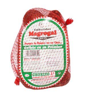 Magrogal Chorizo 1ª malla magrogal 4 uds 360 grs Malla 4 uds 360 grs