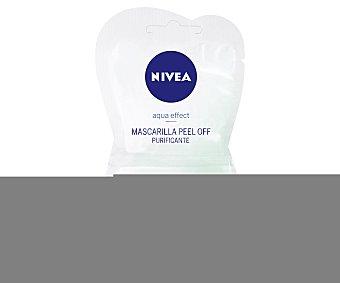 NIVEA Aqua Effect Mascarilla Purificante activa para piel mixta envase 15 ml Envase 15 ml