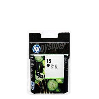 HP Cartucho de Tinta 15 C6615D - Negro 15 C
