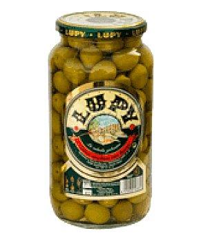 Lupy Aceituna con sabor anchoa tarro 550 g
