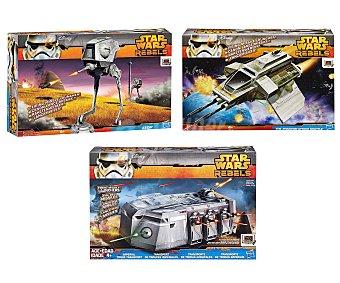 Star Wars Réplicas con funciones basadas en los vehículos de las películas 1 Unidad