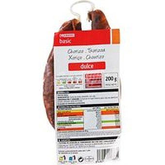 Eroski Basic Chorizo sarta dulce 200g