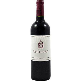 Louis latour Paulillac vino tinto Burdeos Francia magnum 1,5 L 1,5 l