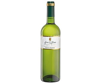 J. L. Ferrer Vino blanco con denominación de origen Binissalem (Mallorca) botella de 75 cl