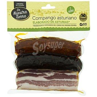De Nuestra Tierra Compango asturiano sin gluten 400 g