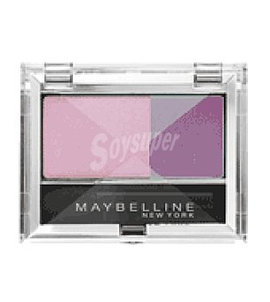 Maybelline New York Sombra ojos eye studio duo 106 pink and mauv 1 sombra de ojos
