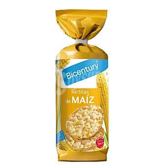 Bicentury Sarialís Tortitas de arroz integral Envase 130 g