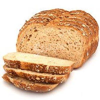 Eroski Sannia Hogaza de pan multicereal Paquete 500 g