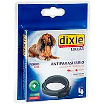 Dixie Collar negro insecticida para perro dixie Pack 1 ud
