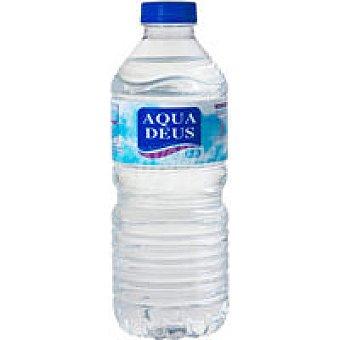 AQUADEUS Agua botellín 50 cl