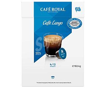 Cdg royal Café Lungo Paquete 16 monodosis