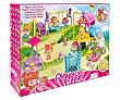 Conjunto de juego Súper Parque, incluye 3 figuras, Mix & Match, pinypon  Pin y pon