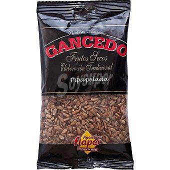 Gancedo Pipas peladas Bolsa 250 g