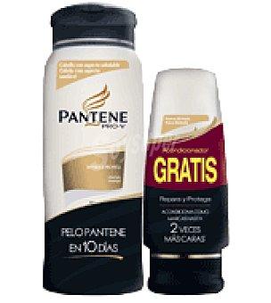 Pantene Pro-v Pack repara y protege champu + acondicionador 1 bote de 300ml + 1 bote de 250ml