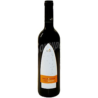 Dehesa de villacezan Vino tinto 6 meses en barrica de la Tierra de León Botella 75 cl