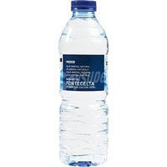 Eroski Agua mineral Botellín 50 cl
