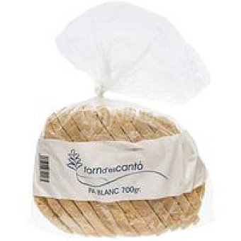 Pan Del Rivoli Pan blanco cortado 700 g